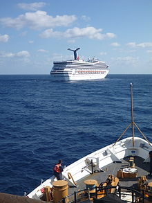 CGC_Vigorous_monitors_cruise_ship_Carnival_Triumph